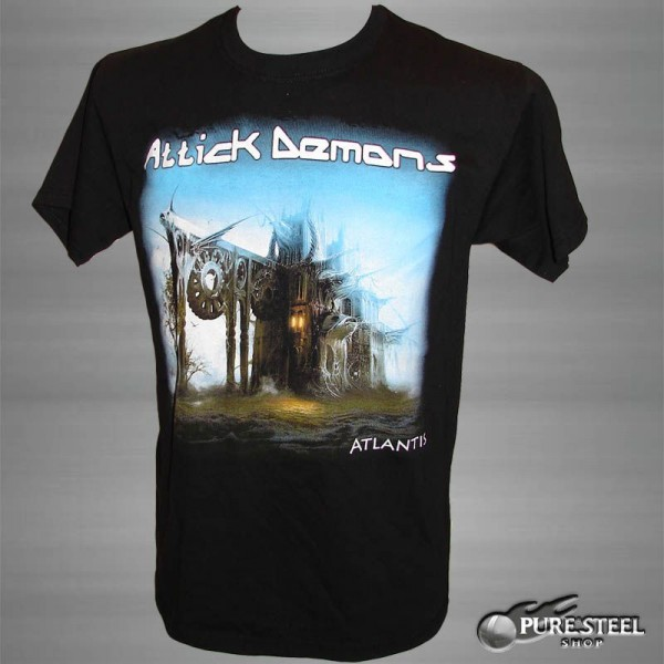 T-Shirt Atlantis Artwork