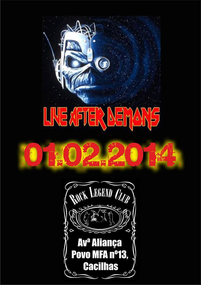 Rock Legend Club 01-02-2014