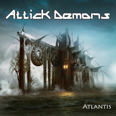 Attick Demons Album Cover